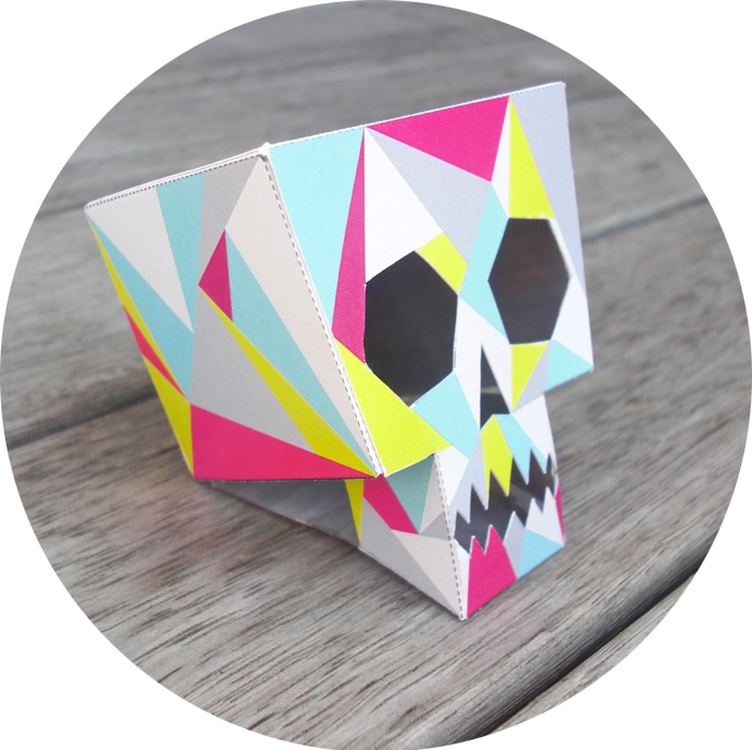 skull-colour-wood