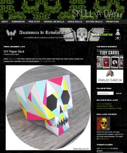 skull a day press
