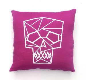 Cushion,-skull-white-WEB